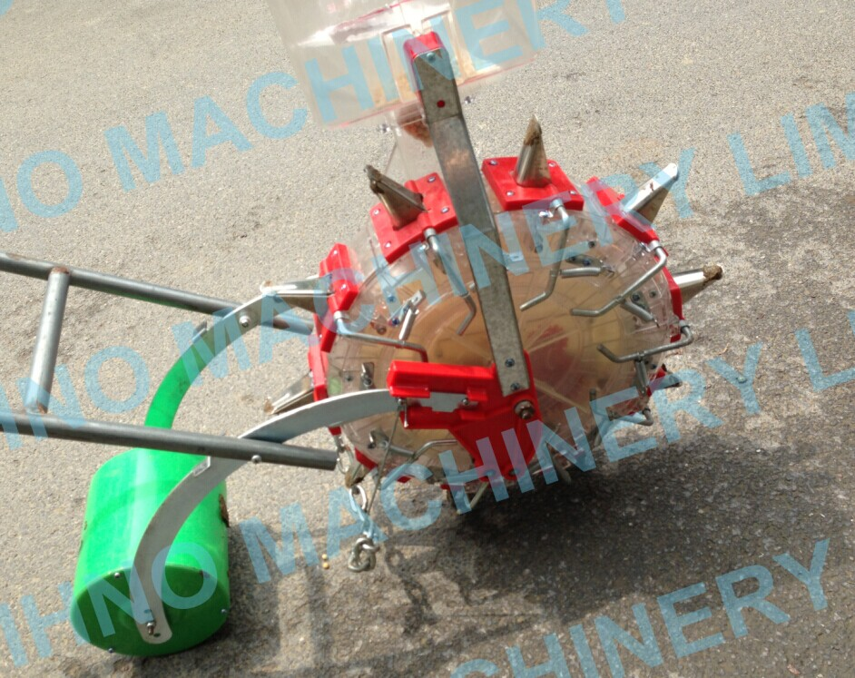 Home Use Corn Hand Seeder Maize Planter And Fertilizer Walker
