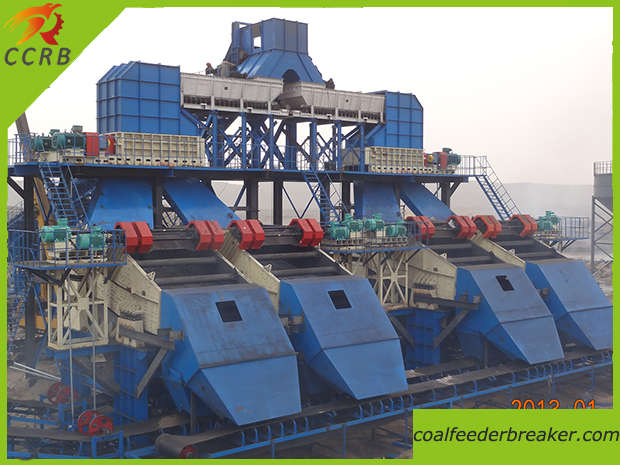 Project Engineering_Coal Crusher Plant