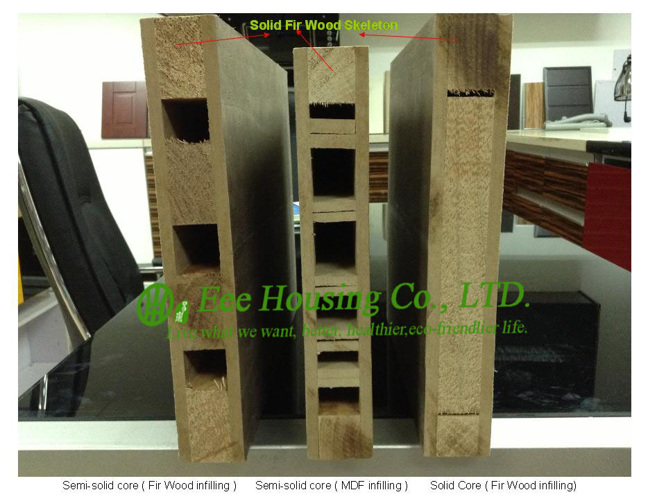 Solidcore door making a solid core door sc 1 st for Solid wood door construction